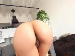 Bubble But Ebony Teen Karissa Kane Loves To Shake Her Ass