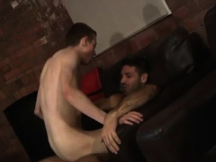 Dad Raps Straight Boy Gay Sex Video James Takes His Cum