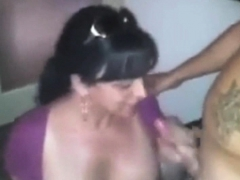 Two Cocks For My Cougar Wife Julia