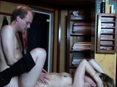 Amsterdam Hooker Creampied After Doggystyle