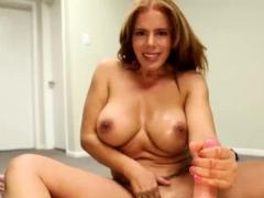 Latina Milf Gets Her Gratitude Cum Treatment