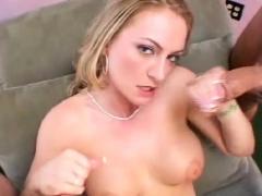 Double Jerk Job Fantasy Blonde