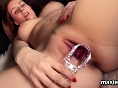 Frisky Czech Chick Spreads Her Soft Cunt To The Unusual23uba