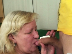 Big Boobs Mother in law Pleases Him