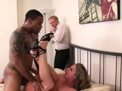 Husband Has To Watch Her Being Fucked