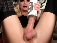 big-cock-shemale-masturbate