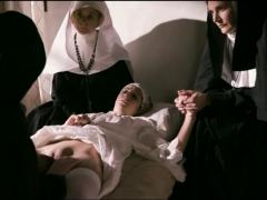 innocent sexy nuns cant resist their lesbian temptation