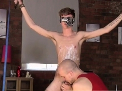 Emo Guy Goes Limp After Masturbating Gay Porn Twink