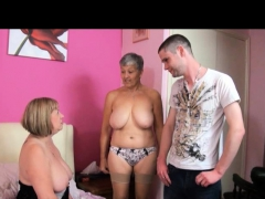 Tac Amateurs Presents Granny Savana And Milf Speedybee.
