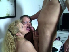 German Milf Teach Step Daughter To Fuck With Boyfriend
