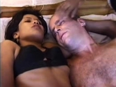 Interracial Fuck Cumshot On Boobs