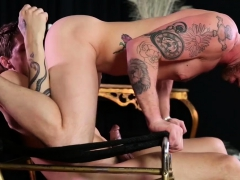 Men.com - Max Wilde and Tayte Hanson - Match