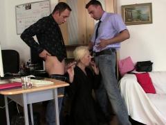 granny-agrees-threesome-sex-for-job
