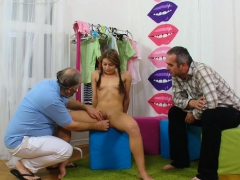 Bf Assists With Hymen Physical And Penetrating Of Virgin Nym