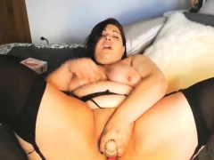 BBW MILF Latina Is Up For Hard Anal And Pussy Fuck