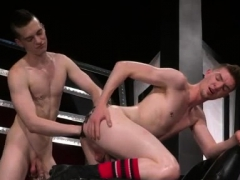 Gay Teen Fist Video When Matt Is Done, Axel Is Rewarded