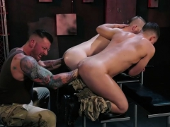 tattoo-military-fetish-with-cumshot