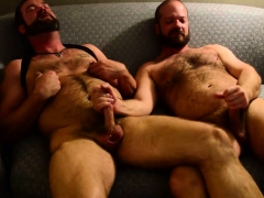 Topher Phoenix Takes Musclebull Raw