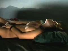 Malusha With Small Boobs Is In Heat In Solo Scene