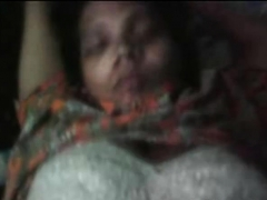 indian mature shaved vagina penetrated with bf