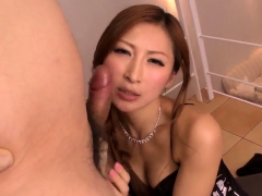 Sloppy Blowjob In Sensual Scen - More At Slurpjp.com