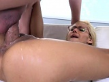 Teen Hottie Veronica Leal Gets Her Pussy Drilled