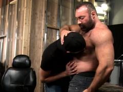 Gay Bear Pounding Ass