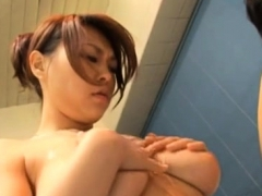 Japanese Mother I'd Like To Fuck Deals Younger Shlong