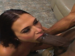 Horny Latina Teen Loves To Put In Mouth Strong White Pole