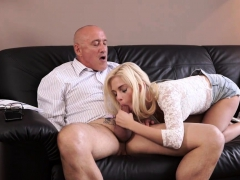 Daddy4k. Curious Blonde Wanted To Try Sex With...
