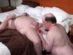 Daddy Bears Like To Eat Cum