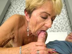 lingerie grandma cummed granny sex movies