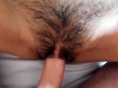 skinny sexy asian milf lets white tourist explore and use