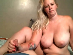 blonde-chick-with-big-boobs-gives-handjob