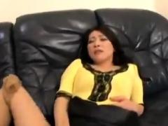 Japanese Milf Uses Toy For Masturbation