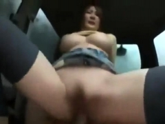 Hairy Hard Nipple Asian Milf Doggystyle