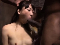 Japanese High School Girl Wants To Earn Some Money From Blac New Porn