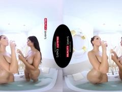 German Celebrity Micaela Schaefer In Lesbian Porn