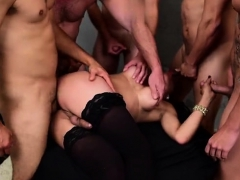 Hot Shemale Gangbang With Cumshot