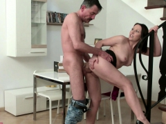 German Guy Seduce Neighbor Milf To Fuck When Wife Is Away