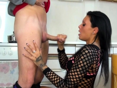 rollenspiel — german amateur roleplay mouth creampie
