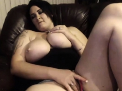 Amateur Annebest Flashing Boobs On Live Webcam