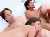 Taboo fantasy Ella Knox and Ava Little were faced with a