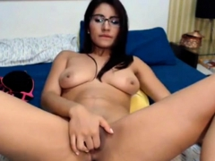 Hot Colombian Latina Shaking Big Fat Juicy Ass And Tits