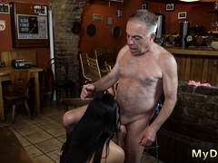 old-lady-sucking-cock-first-time-can-you-trust-your-gf