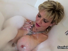 unfaithful english milf gill ellis presents her monster b48vjo