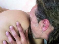 german mom nadja fuck bareback with massive penis stranger man