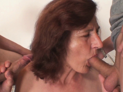 old-lady-sucking-and-riding-two-cocks-at-once