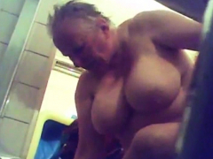 ladieserotic homemade granny spycam mature video