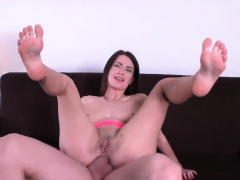 beautiful half-naked tight nympho gets rode in gaped 17zpq